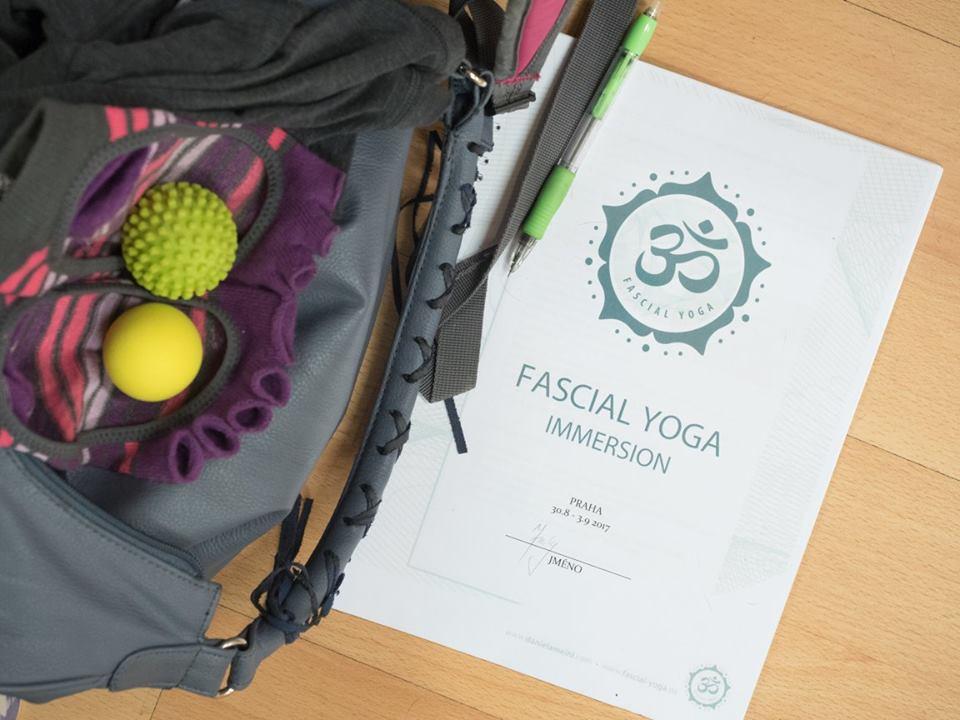 fascial yoga